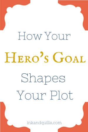 How Your Hero's Goal