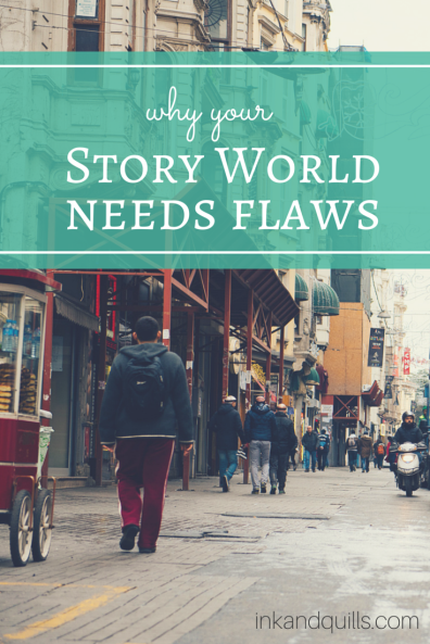 story world flaws